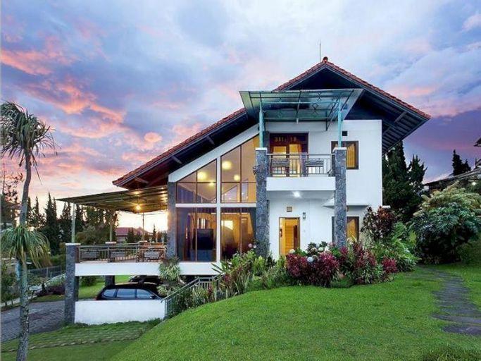 Villa Gerbera II Lembang, Bandung