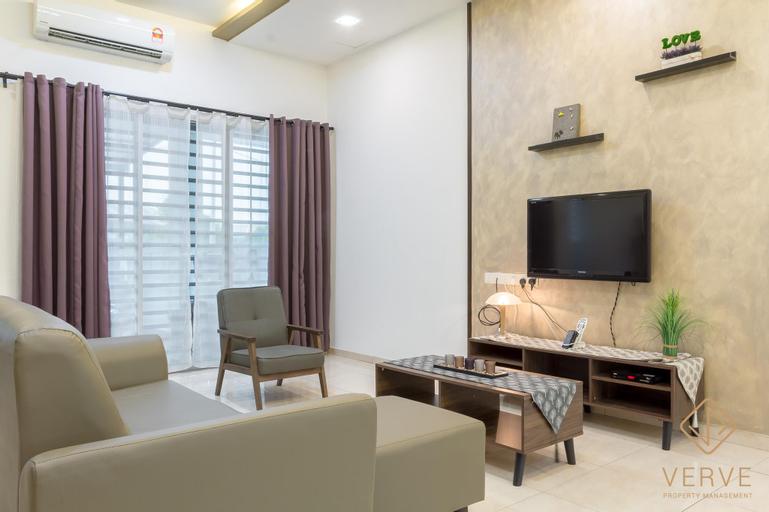 Botani Modern Premium Home by Verve(12 Pax) EECH43, Kinta