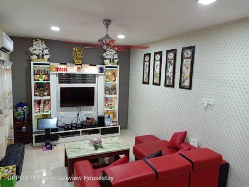 Kuala Selangor 15Pax4R2B Tesco Homestay Wi-Fi, Kuala Selangor