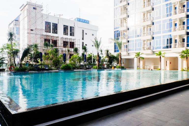 Exquisite Studio Capitol Park Residence ByTravelio, Central Jakarta