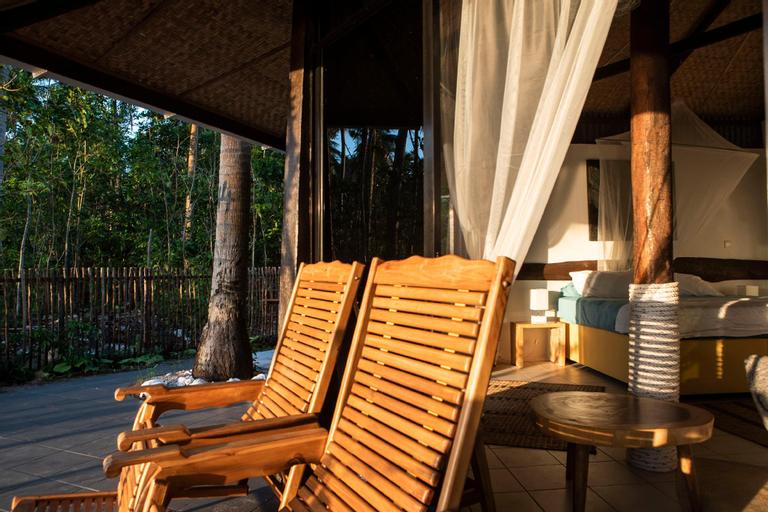 Greenhouse EcoLodge (honeymoon beach chalet), Kota Marudu