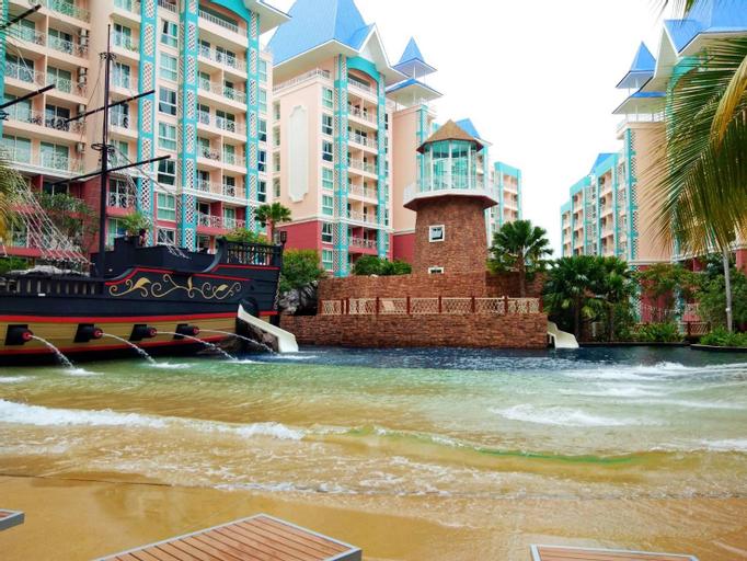 Pattaya Resort&Condo Grand Caribben, Bang Lamung