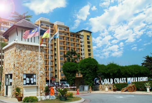 Qastury Gold Coast Morib Resort, Kuala Langat
