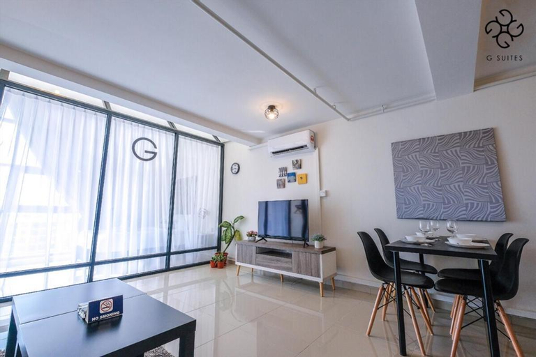 Insta Worthy Duplex   Netflix &Chill, 100mbps Wifi, Kuala Lumpur