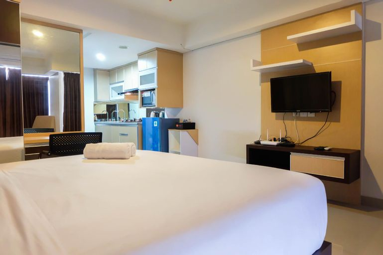 Modern & Brand New 1BR The H Residence By Travelio, Jakarta Timur