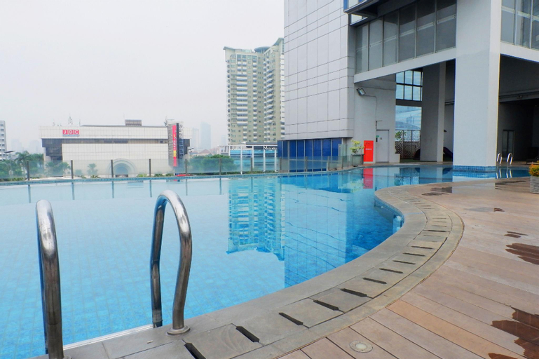 Cozy & Modern 2BR @ GP Plaza Apartment By Travelio (permanently closed), Central Jakarta