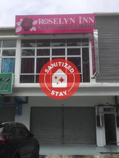 OYO 90090 Roselyn Inn 2, Johor Bahru