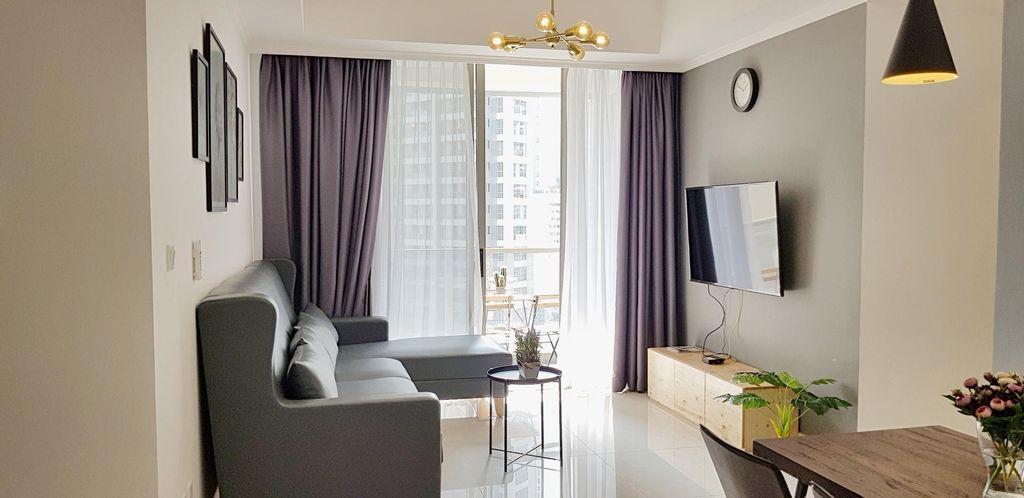 PRIVATE LIFT Apartmen Taman Anggrek Residences 3BR, Jakarta Barat