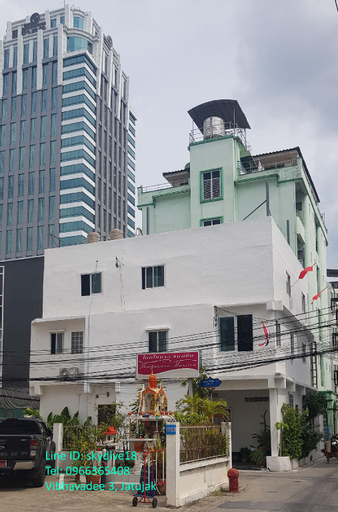 SAMs Guest House (Pet-friendly), Phaya Thai