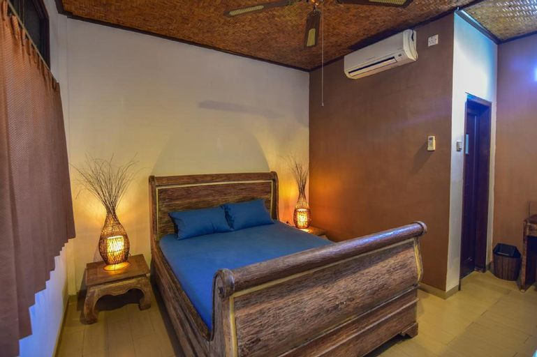 Clean, affordable one-bedroom accommodation on a quiet street in the central hub of Legian, Kuta, Badung