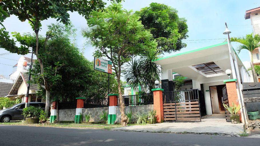 Villa 4 kamar full AC dekat Alun-alun Kidul, Yogyakarta