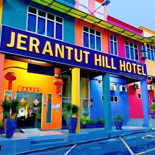 JERANTUT HILL HOTEL, Jerantut
