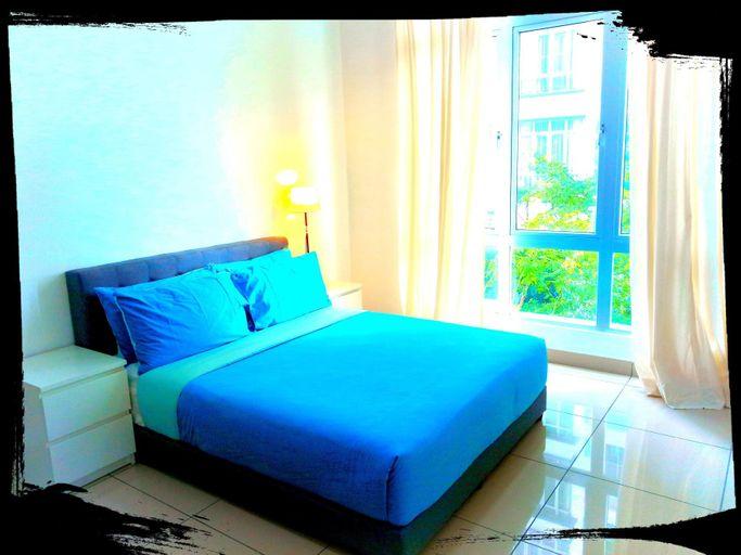 "Minimalist Suite @ 3 bedrooms condo 65"" 4K UHDTV, Seberang Perai Tengah"