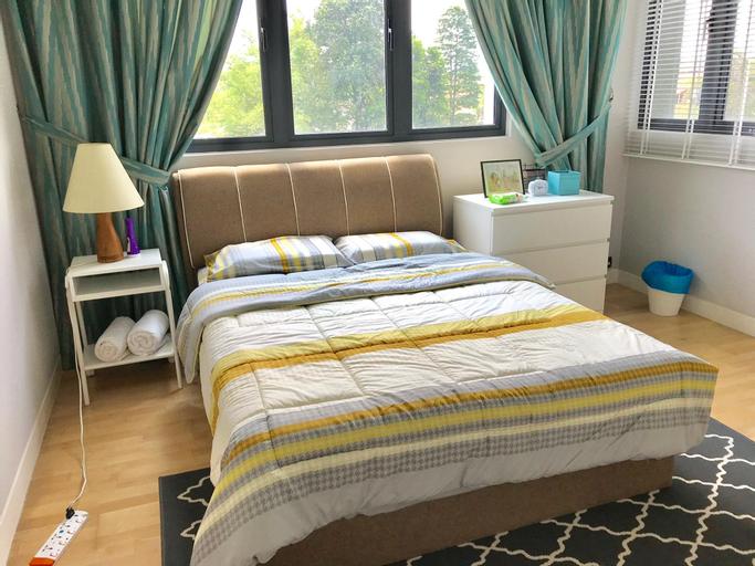 Sam Haj Radia Residence Bukit Jelutong, Shah Alam, Kuala Lumpur