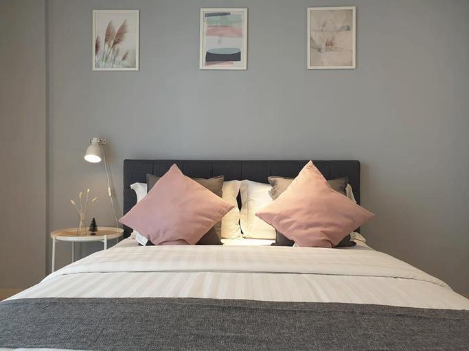 Aeropod Sovo [BED.3] Grey House (2 Pax), Kota Kinabalu