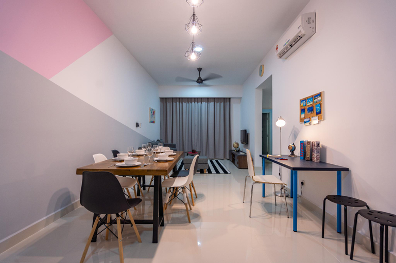 Shamelin Star Residence Capella by Favspace, Kuala Lumpur