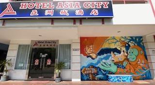 Hotel asia City, Kota Kinabalu