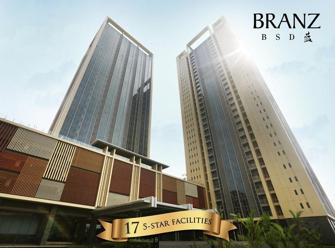 *NEW* EA SUITES Luxury 1BR Aeon Mall ICE BSD, Tangerang Selatan