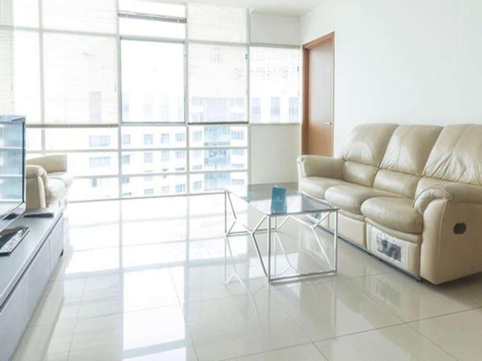 3BR Apartment @Sahid Sudirman Residence Jakarta, Central Jakarta