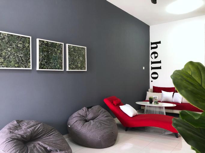 Cozy Design Unit/Seremban/Near Town, Seremban