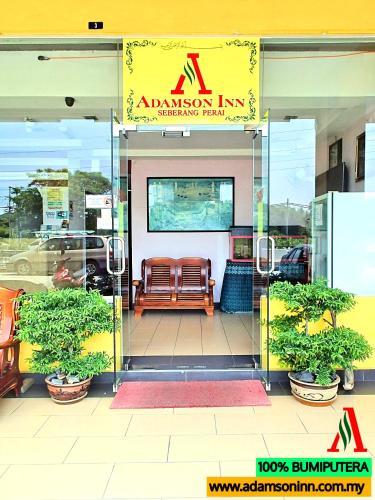 Adamson Inn Penang (Islamic Budget Hotel), Seberang Perai Tengah