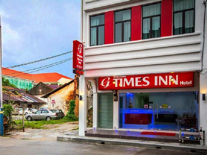 Georgetown Times Inn Hotel, Pulau Penang