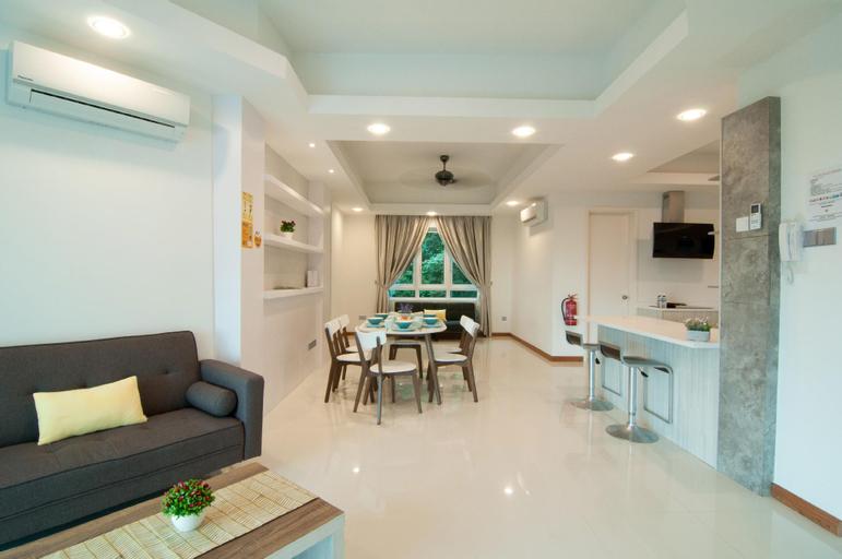 Koohen Co #K5 LET YOUR HOLIDAY FEELS LIKE HOME!, Kota Kinabalu