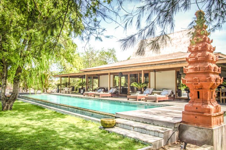 Villa Pulau Cinta, Lombok