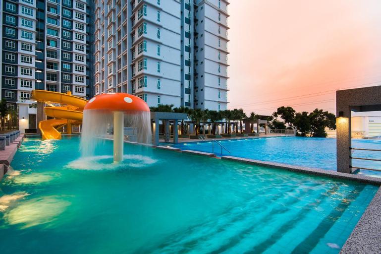 NS Vacation Home (Parkland Residence, Melaka), Kota Melaka