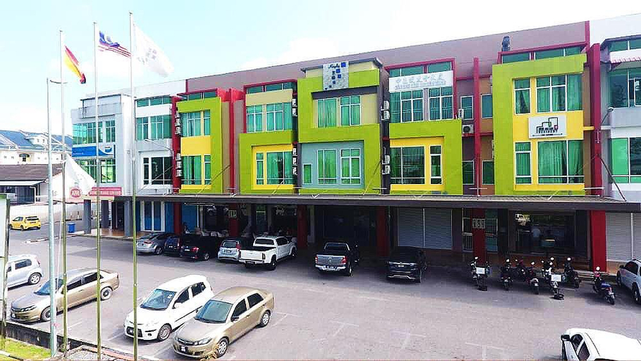 Qu Lin Resident, Sibu