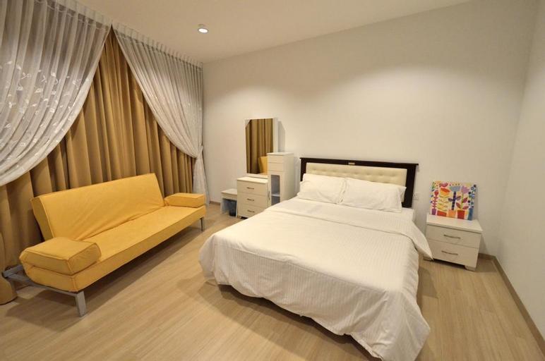 Cozy Suite at  118 @ Island Plaza, Pulau Penang