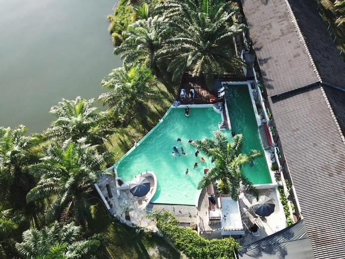 Embun Resort Lake Sahom, Kinta
