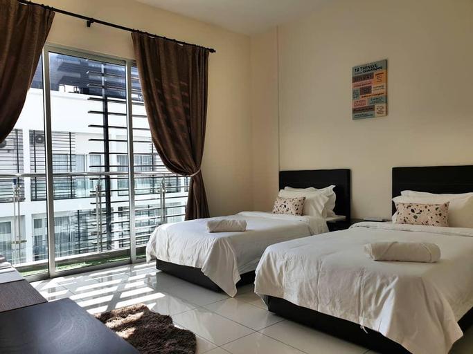 Aeropod Studio Suite 2 Single Beds, Kota Kinabalu