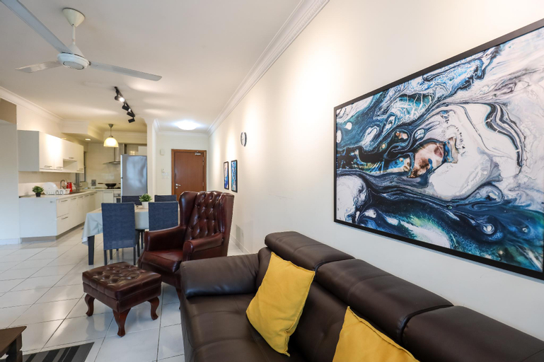 Comfy & Stylish Condo@Kiara designer suites - 3R2B, Kuala Lumpur
