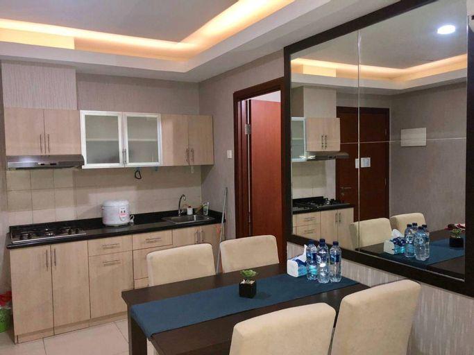 2Bed&Bathrooms Thamrin residences,Central Jakarta, Central Jakarta