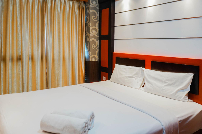 Relaxing Studio at Tifolia Apartment By Travelio, East Jakarta