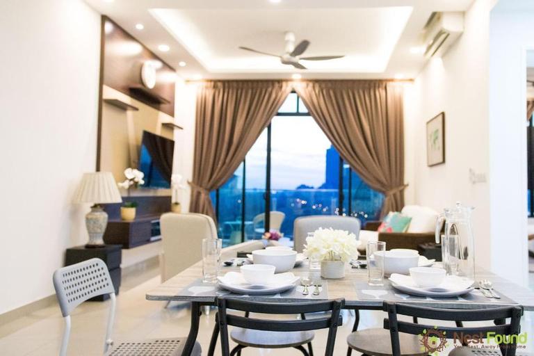 Lovely 3 Bed + 3 Bath @ Conezion, IOI Resort City, Kuala Lumpur