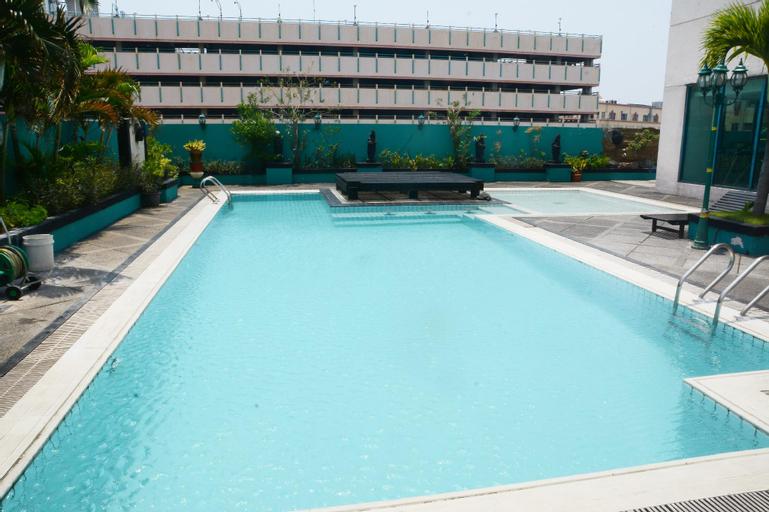 Homey 1BR Pangeran Jayakarta Apartment By Travelio, Central Jakarta