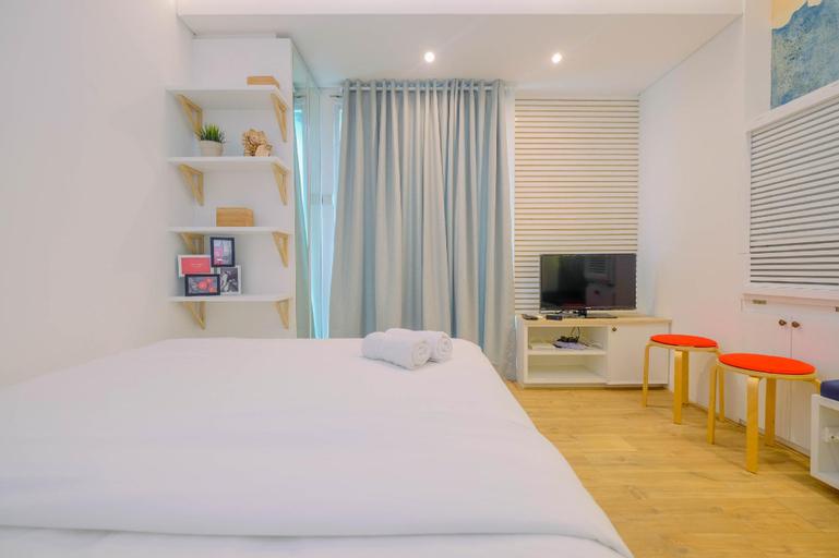 Comfortable Studio Apt @ Woodland Park By Travelio, South Jakarta