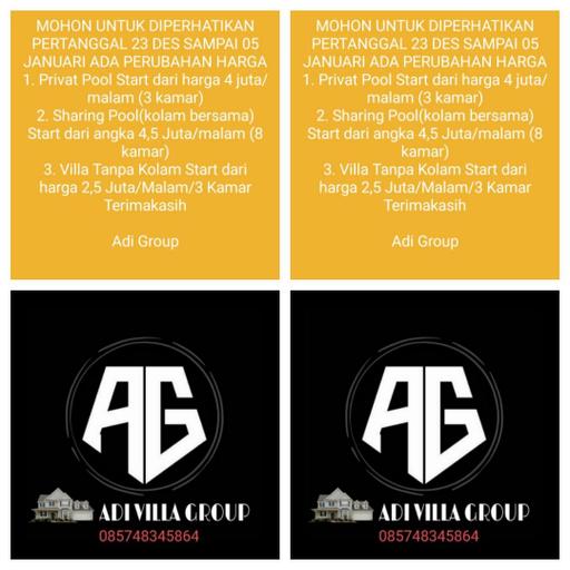 AGV (CP085748345864) Bisa Nego Byr offline, Malang