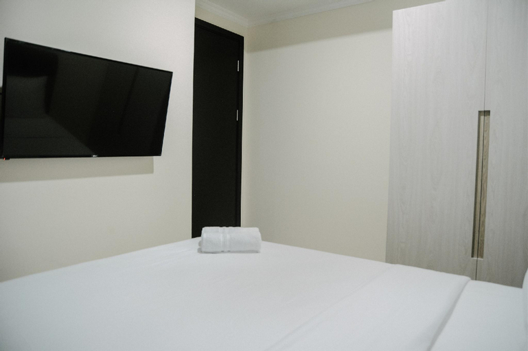 2BR Deluxe and Modern Menteng Park Apt By Travelio, Central Jakarta