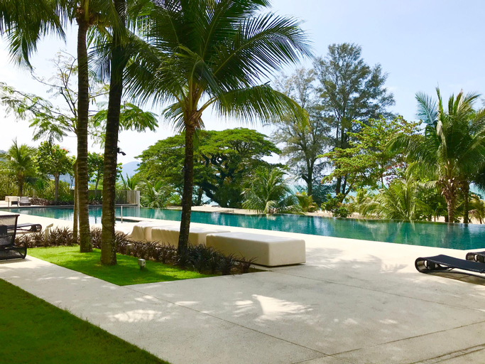 By The Beach - Luxury 2 Bedrooms Family Suite, Pulau Penang