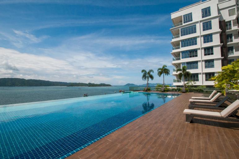 CharisKey@Oceanus 2 Bedroom Suite, Kota Kinabalu