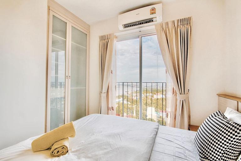 StunnedRiverviewSuite1Bedroom+50mbps+Iflix+Plaza, Rat Burana