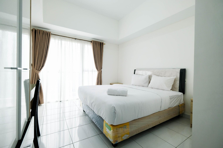 Scenic Studio Room @ Casa De Parco Apt By Travelio, Tangerang Selatan
