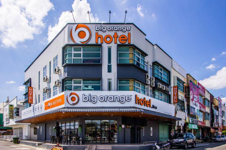 Big Orange Hotel Jitra, Kubang Pasu