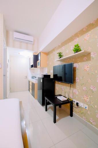 Comfy Studio Apt @Springlake Summarecon ByTravelio, Bekasi