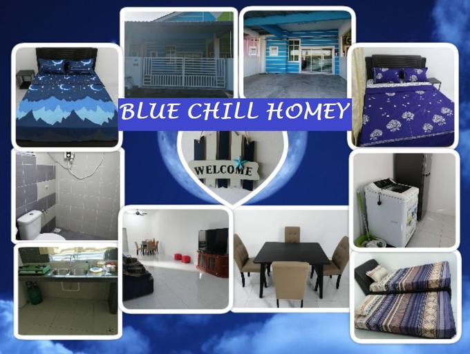 Blue Chill Homey, Kinta