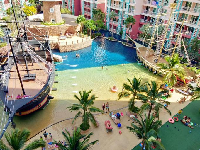 Grande Caribben Condo Resort Pattaya, Pattaya