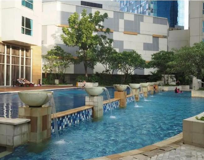 Cozy Apartment next to Mal Kokas and CBD, South Jakarta